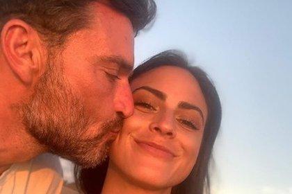 Valeria Marín es la nueva pareja de Julián Gil y ambos se fueron de vacaciones en Turquía (Foto: Instagram de Valeria Marín)