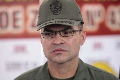 MG Fabio Zavarse Pabón Comandante General de la Guardia Nacional Bolivariana