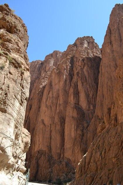 Gargantas del Todra, otro de los puntos turísticos para visitar en Marruecos