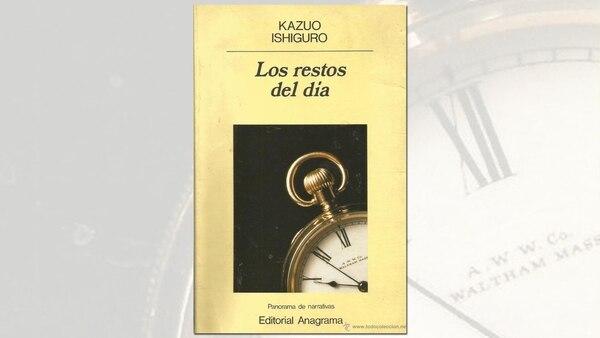 """""""Los restos del día"""", también conocida como """"Lo que queda del día"""", es una de sus obras más famosas publicada en 1989 y llevada al cine en una celebrada película de 1993"""