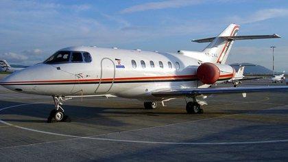 Los jets privados en Estados Unidos dan ventajas a sus usuarios, como el abordar con medidas de seguridad más relajadas, lo que fue aprovechado por el Cártel de Sinaloa, según testigos en un juicio (Foto: Archivo)