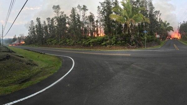 Los residentes evacuados son albergados en centros comunitarios hasta que pase el peligro causado por el Kilauea, uno de los volcanes más activos del mundo (Reuters)