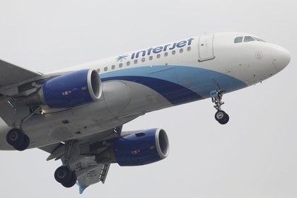 Fue a través de IATA que se suspendió la membresía de la aerolínea mexicana Interjet para hacer uso de la Cámara Compensación (Foto: Reuters/Edgard Garrido)