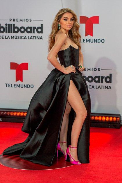 La actriz mexicana Sofía Castro (Foto: EFE/Giorgio Viera)