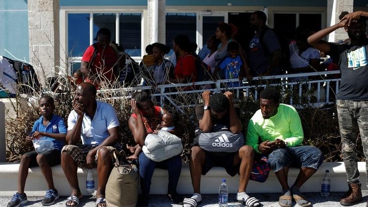 """Aseguraron que la devastación provocada por el huracán Dorian en Bahamas durará """"generaciones"""""""