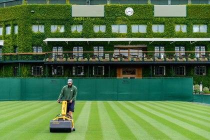 Wimbledon cancelado por primera vez desde 1945 (Reuters)