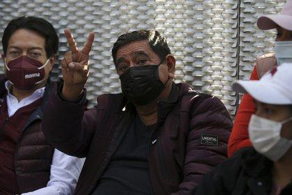 Felix Salgado impugnará decisión del INE (Foto: AP /Fernando Llano)