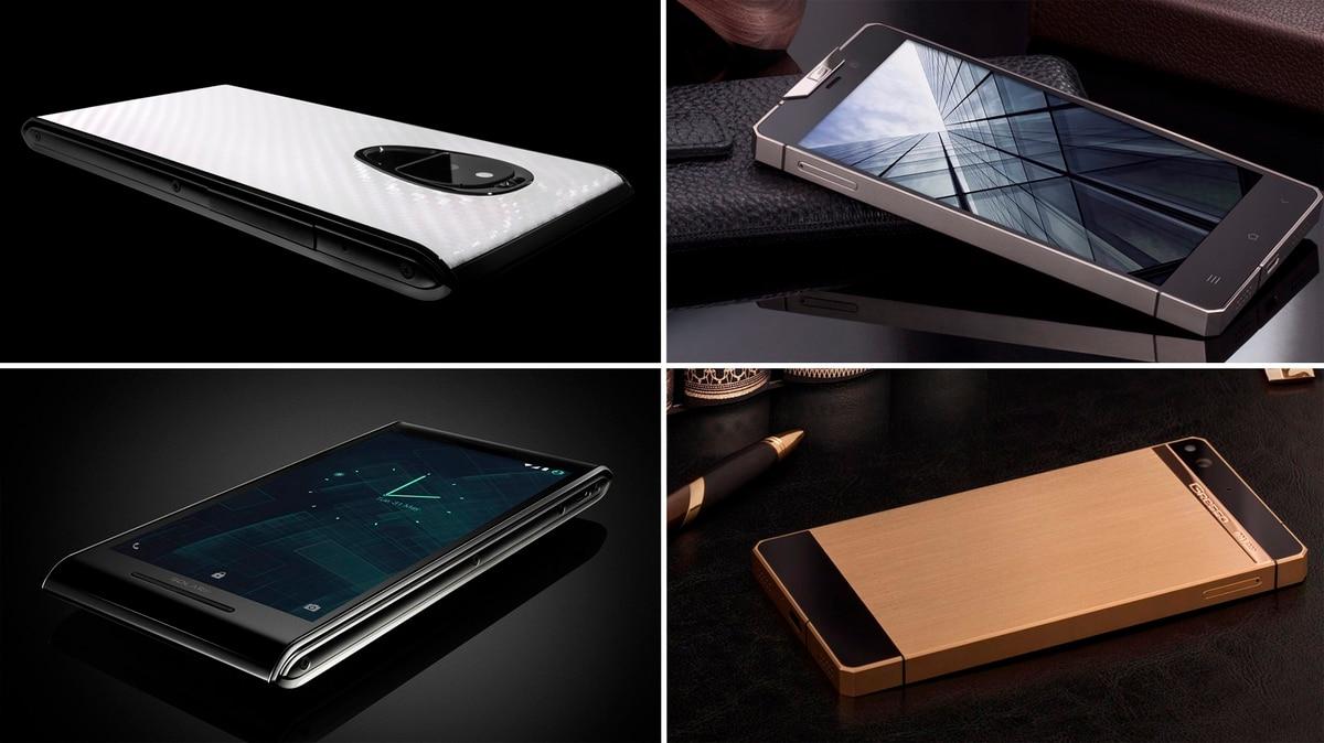 b609f76038f Así son los 7 celulares más caros del mundo - Infobae