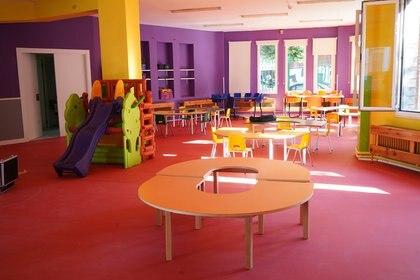 28/08/2020 Interior de una de las escuelas infantiles municipales. CASTILLA Y LEÓN ESPAÑA EUROPA SOCIEDAD VALLADOLID EDUCACIÓN SOCIEDAD AYUNTAMIENTO DE VALLADOLID