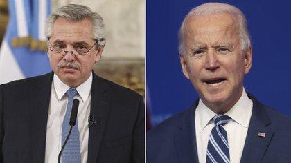 El gobierno de Alberto Fernández busca mejorar las relaciones con EEUU, con la llegada de Joe Biden al poder