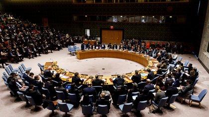El Consejo de Seguridad de Naciones Unidas (Foto de archivo- EFE)