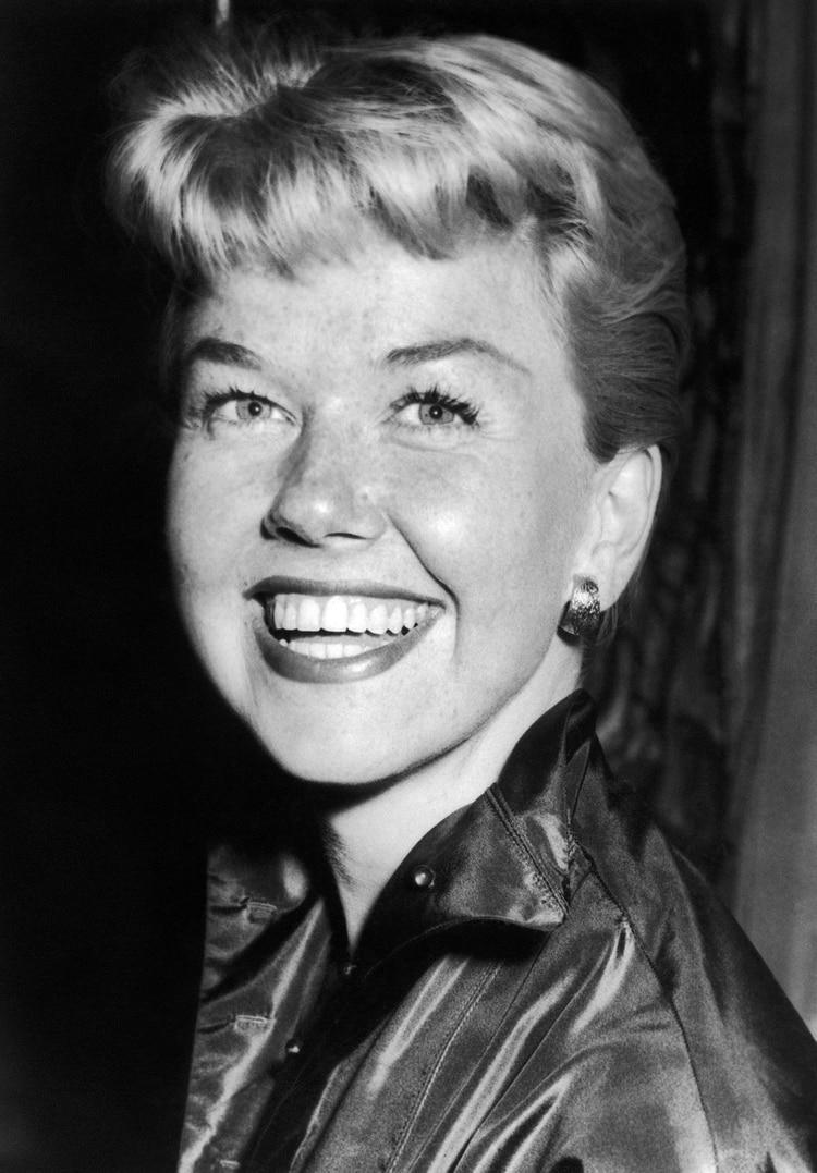 La actriz y cantante Doris Day murió a los 97 años, y la Doris Day Animal Foundationconfirmó que falleció rodeada de amigos cercanos en su casa deCarmel Valley, California (AP Photo)