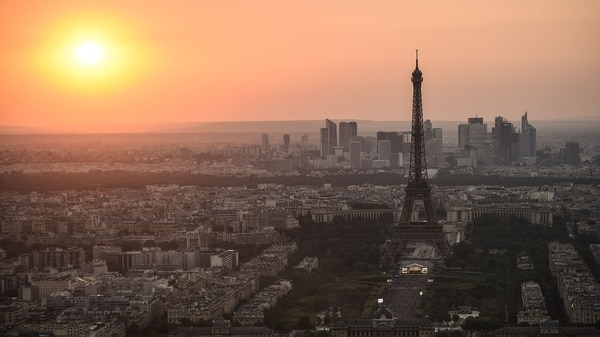 París está en el top tres del ranking de smart cities ( AFP PHOTO / Lucas BARIOULET)