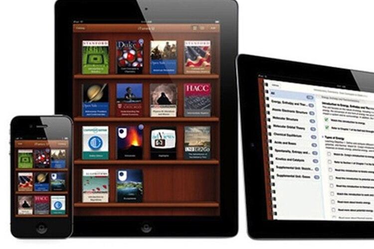 Un lector de libros puede ser la solución para utilizar ese iPhone que no ocupas (Foto: Especial)