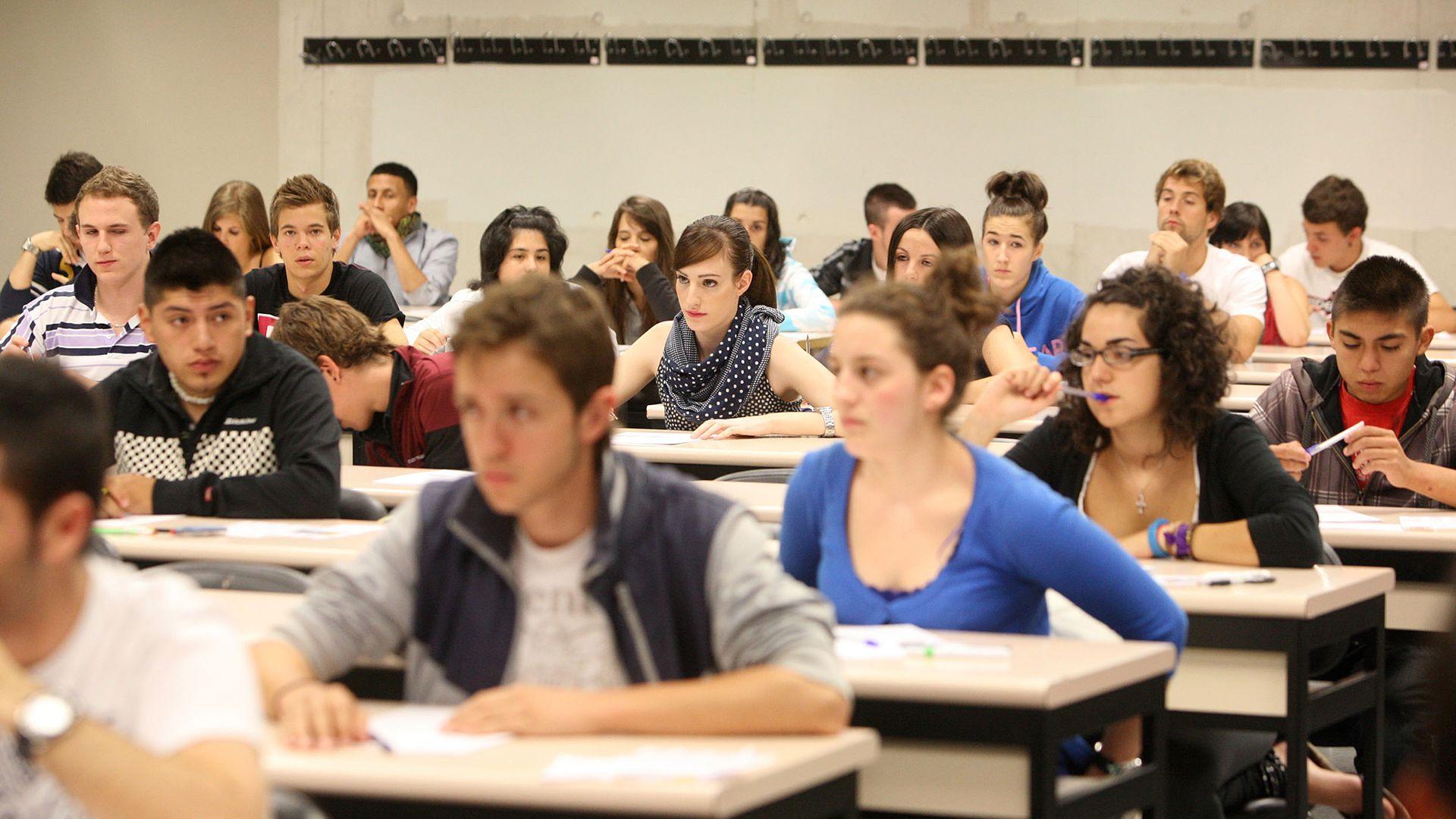 27 universidades empeoraron su posición en un ranking