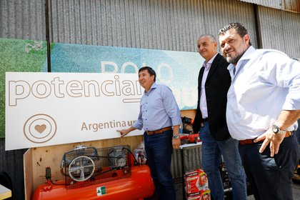 El ministro de Desarrollo Social, Daniel Arroyo, le pidió la renuncia a Gonzalo Calvo