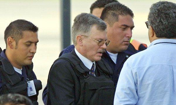 Cavallo fue traslado en 2008 a la Argentina