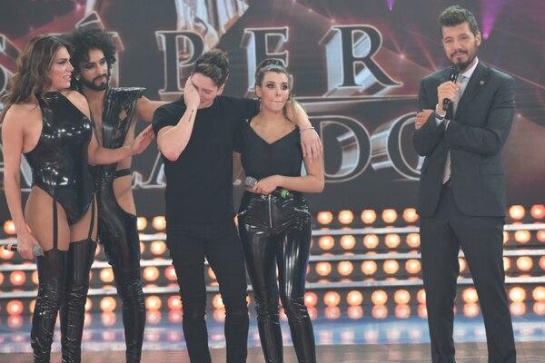"""Resultado de imagen de Por decisión unánime del jurado y el BAR, una pareja fue eliminada del """"Bailando 2019″"""""""