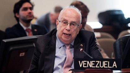 Gustavo Tarre Briceño, representante de Juan Guaidó ante la OEA