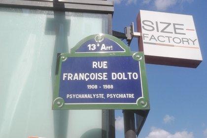 Rue Dolto
