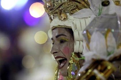 Beija-Flor samba school REUTERS/Ricardo Moraes