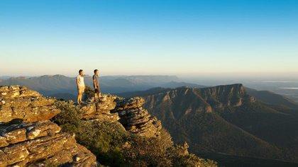 Mt William Grampians National Park Victoria (Tourism Australia)