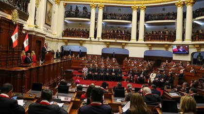El pico de popularidad de Vizcarra se alcanzó cuando cerró el Congreso bajo norma constitucional y convocó a nuevas elecciones legislativas (Reuters)