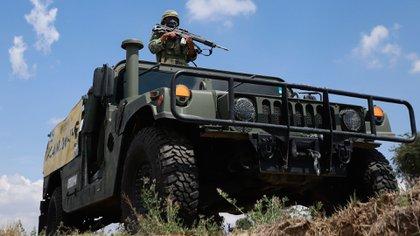 """Es el segundo amparo que se concede contra el llamado """"acuerdo militarista"""" de AMLO (Foto: Cuartoscuro)"""