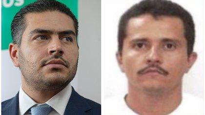 """""""La gota que derramó el vaso"""": revelaron la razón por la que el """"Mencho"""" odia a Omar García Harfuch"""