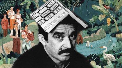 Gabriel García Márquez y un mundo de imaginación en su cabeza