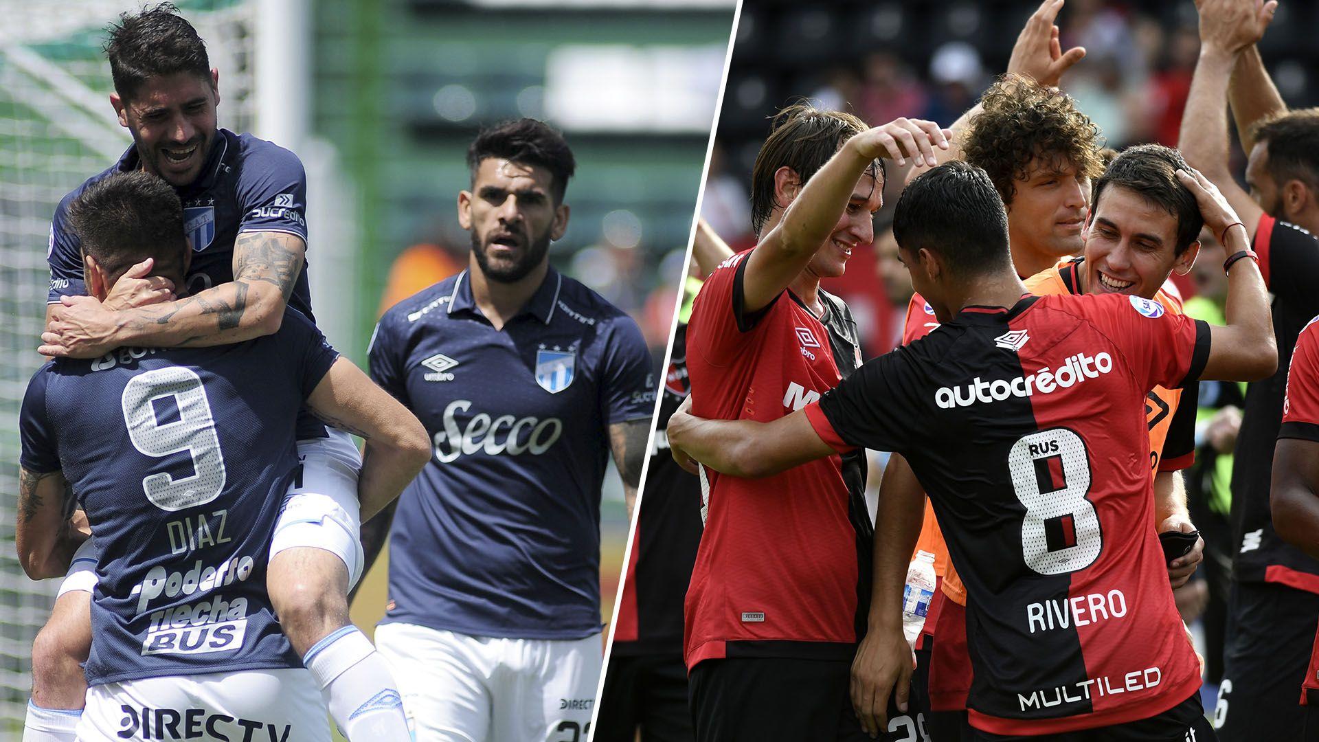 Atlético Tucumán recibirá a Newell´s (Infobae)