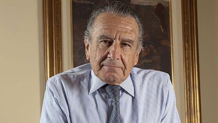 El empresario Eduardo Eurnekian