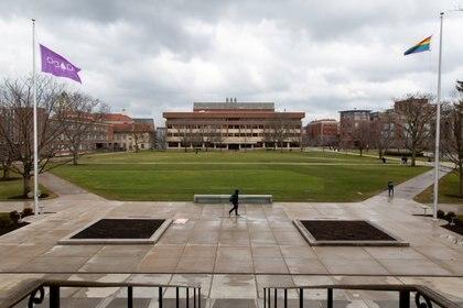 El campus de la Universidad de Syracuse en Nueva York (REUTERS/Maranie Staab)