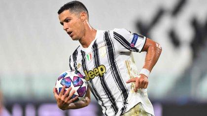 Cristiano Ronaldo ganó la Champions League con el Manchester United y con el Real Madrid, pero no aún con la Juventus (Reuters)