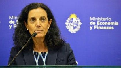 Lacalle Pou sostuvo que el Estado ayudará a empresas de todos los volúmenes para sostener la economía del país (Ministerio de Economía y Finanzas de Uruguay)