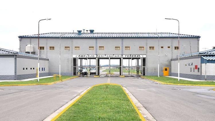 La cárcel federal de Ezeiza