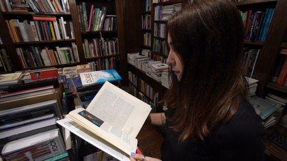 El 4 de mayo será entrevistada por Álvaro Garat, Mariela Fernández, Brenda Zlotolow y Martina Barimboim durante el Encuentro de Bookstagrammers de la Feria del Libro