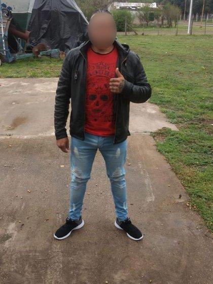 El presunto homicida se encuentra detenido en la alcaidía de Melincué