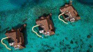 """Destinos de lujo: Maldivas, el """"desierto turquesa"""" con villas por 80 mil dólares al día"""