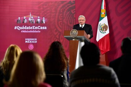 López Obrador emprendió el pasado 1 de enero un cambio en el sistema de salud (Foto: Presidencia de México)