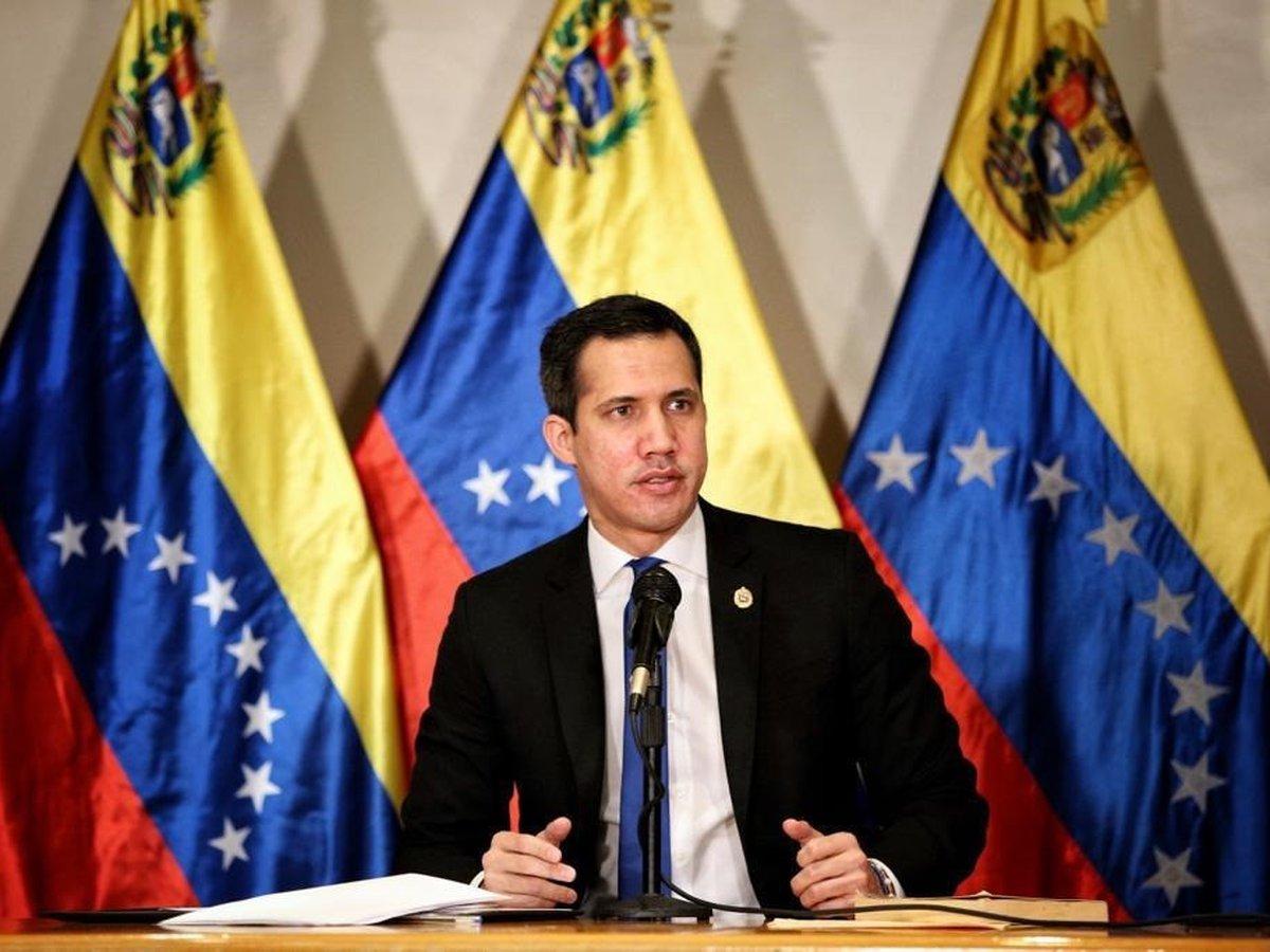 Juan Guaidó denunció que el régimen de Maduro bloquea el ingreso del Programa  Mundial de Alimentos de la ONU a Venezuela - Infobae