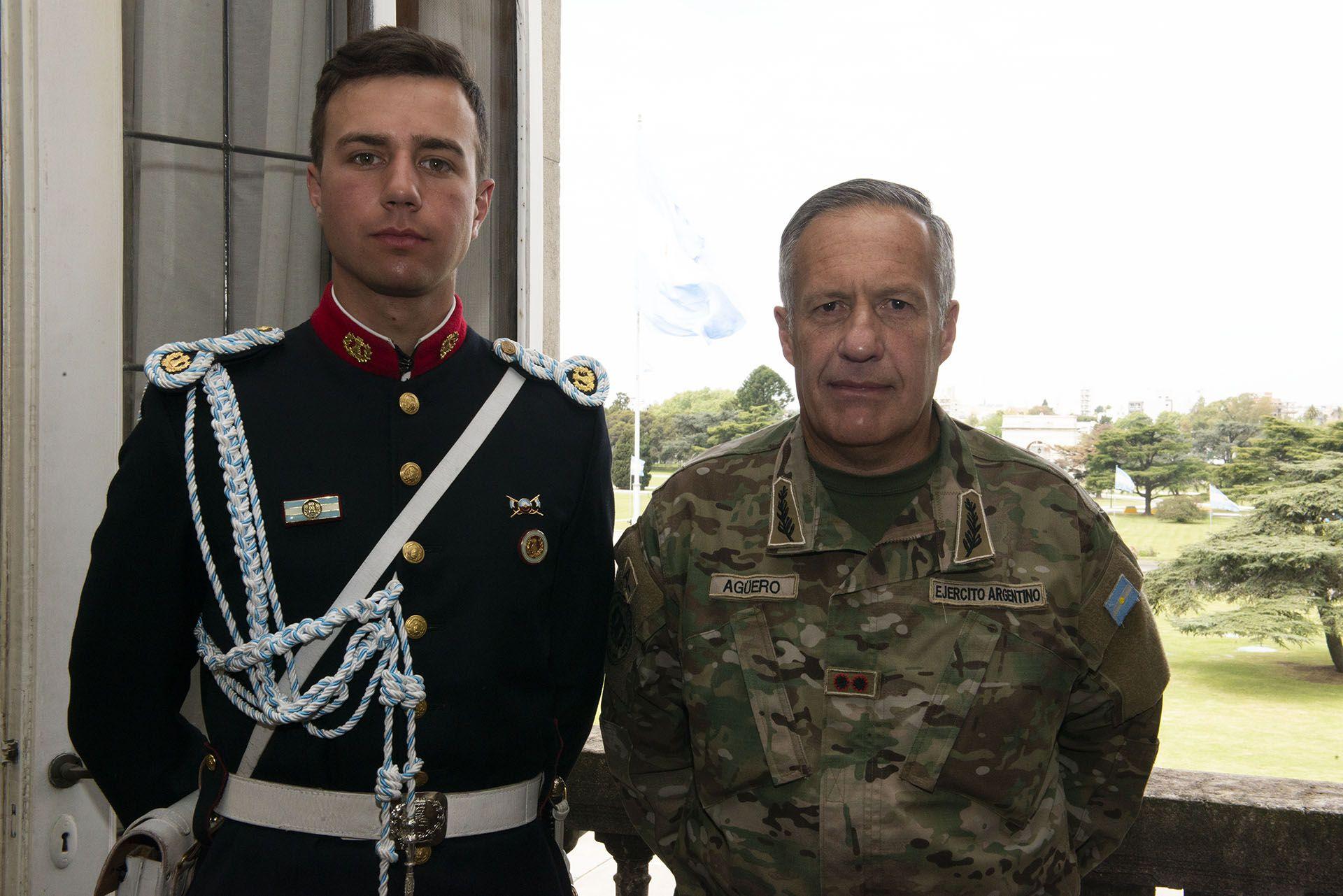 El CMN mantiene una larga tradición en la formación militar (Gastón Taylor)