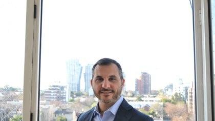 Federico Katsicas, director de Negocios Corporativos de Wellcorp