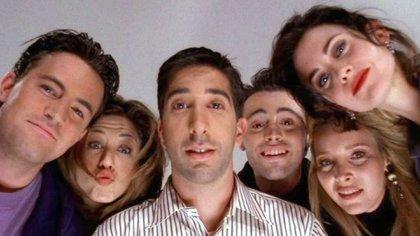 """Las redes sociales explotaron con la supuesta salida de """"Friends"""" de la plataforma Netflix. (Foto: Warner Bros.)"""