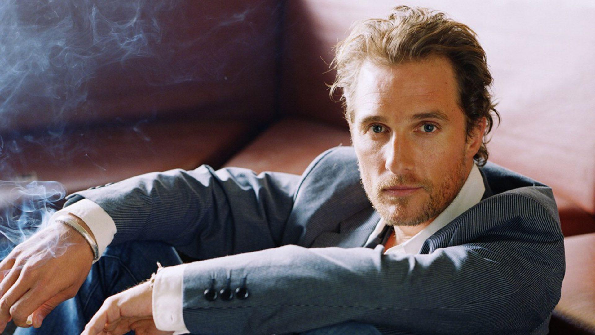 Matthew McConaughey será profesor en la Universidad de Texas