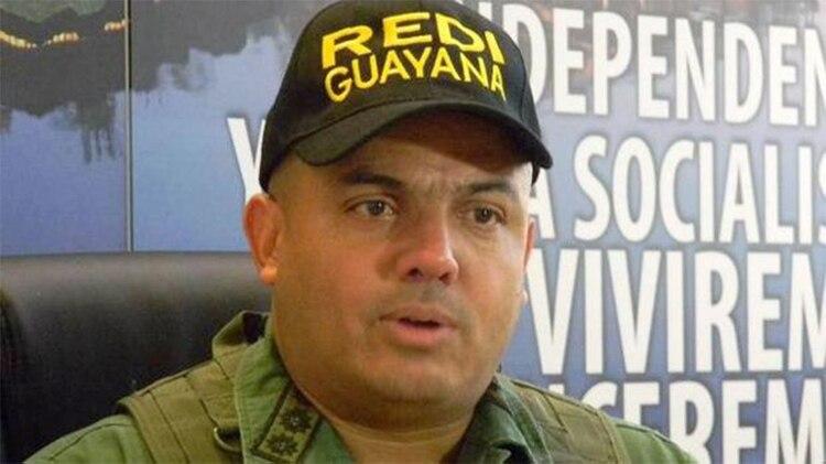 El general venezolano retirado se entregó en Colombia a agentes de la DEA