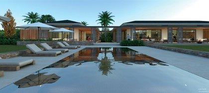 Cheval de Feu es un hotel 5 estrellas perteneciente a Curio Collection by Hilton
