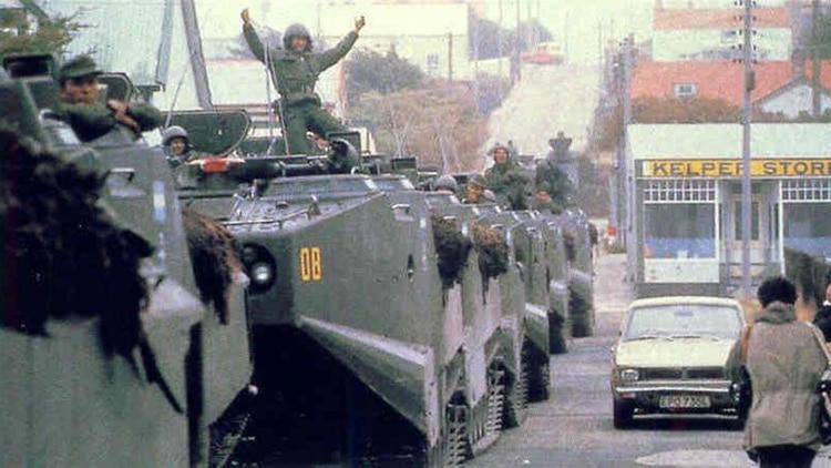 La Operación Rosario: 2 de abril de 1982, la Argentina recupera las islas Malvinas