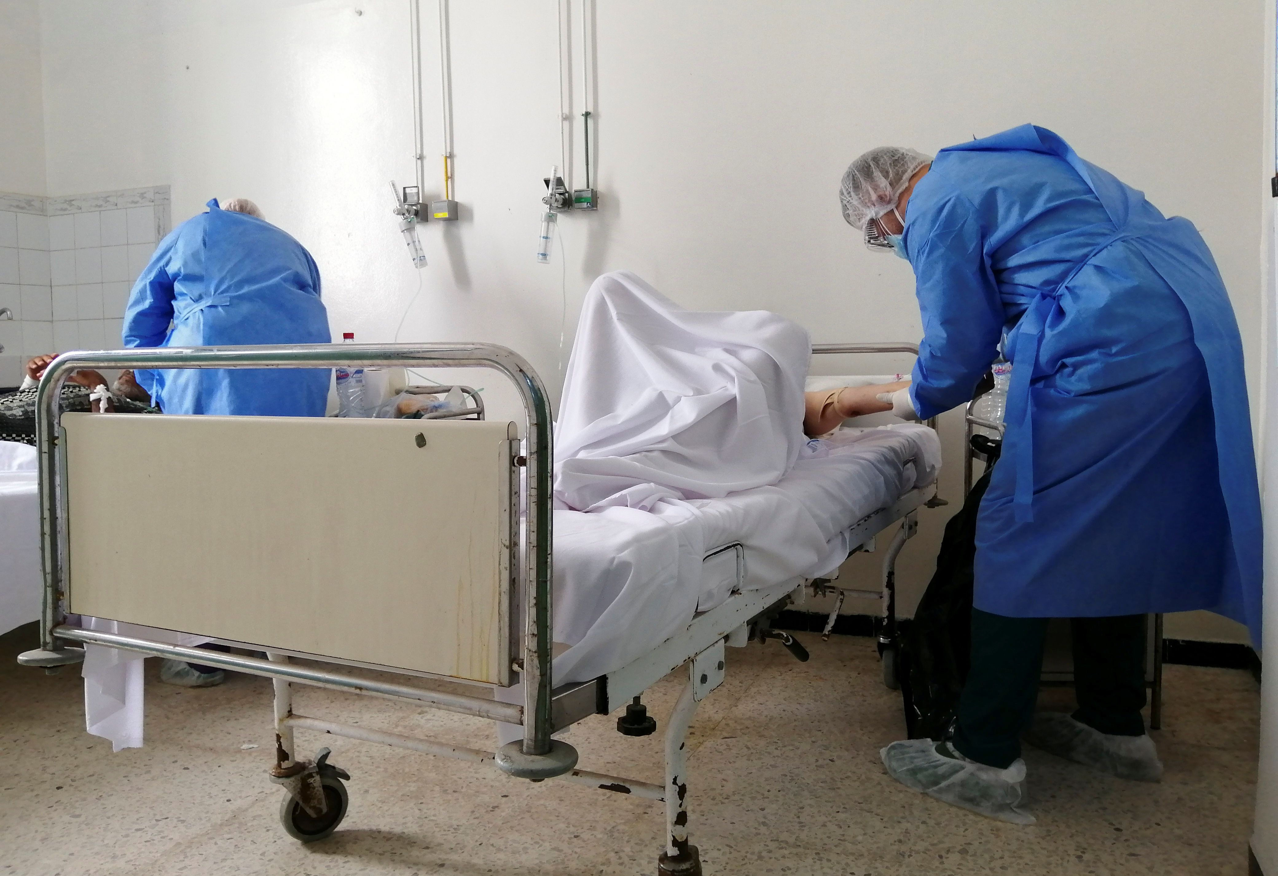 Se trata de un experimento peligroso, dijeron (REUTERS/Jihed Abidellaoui)