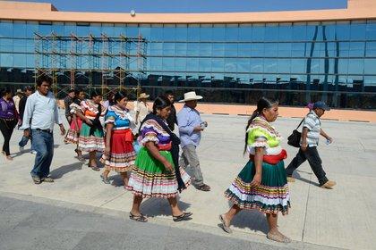 El 36% de los derechohabientes del IMSS-Bienestar habita en comunidades indígenas  (Foto: Cuartoscuro)
